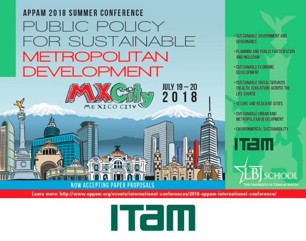 APPAM 2018. Summer conference